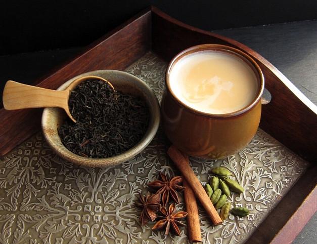 The History of Chai Tea