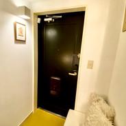 玄関ドア室内