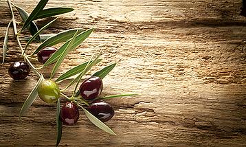 Olive e legno