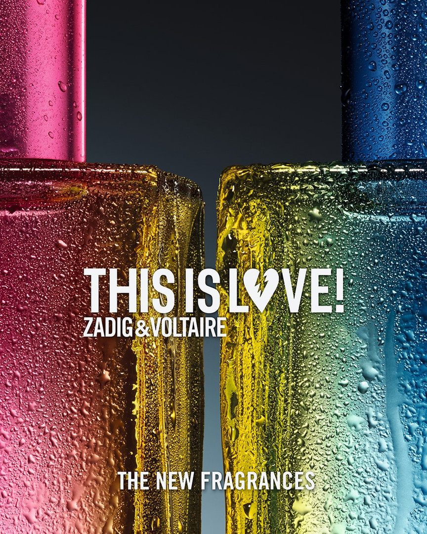 Zadig & Voltaire This is Love edition