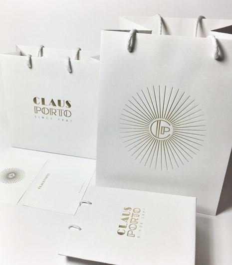 CLAUS PORTO - Identité, packaging