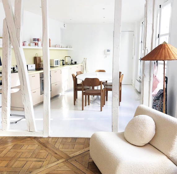 l'Appartement Parisien. Saint Roch
