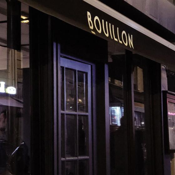 Bouillon 47. Paris 9
