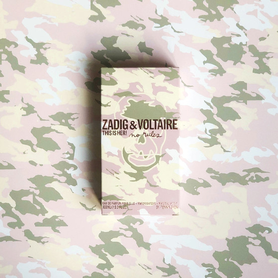 Zadig & Voltaire This is no rules