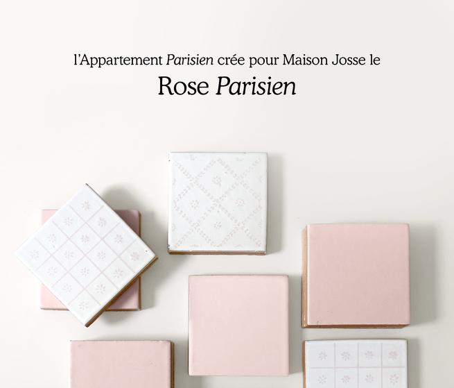 Maison Josse x l'Appartement Parisien