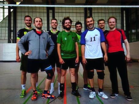 Volleyballfest Görlitz - Nachsaisonbeschäftigung