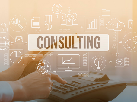 Jobs of a Small Business Consultant