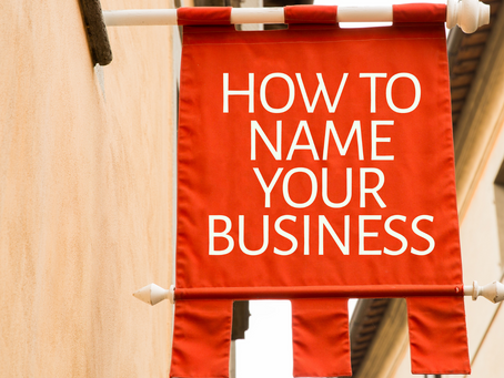 Ideas For Consulting Business Names