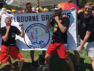 Martial Arts is a lifetime journey with Melbourne Dragons