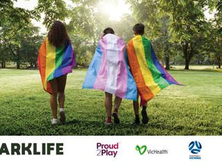 Parklife: Social sport for the Rainbow community