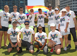 Cricket Australia release guidelines and policy for transgender and gender diverse inclusion