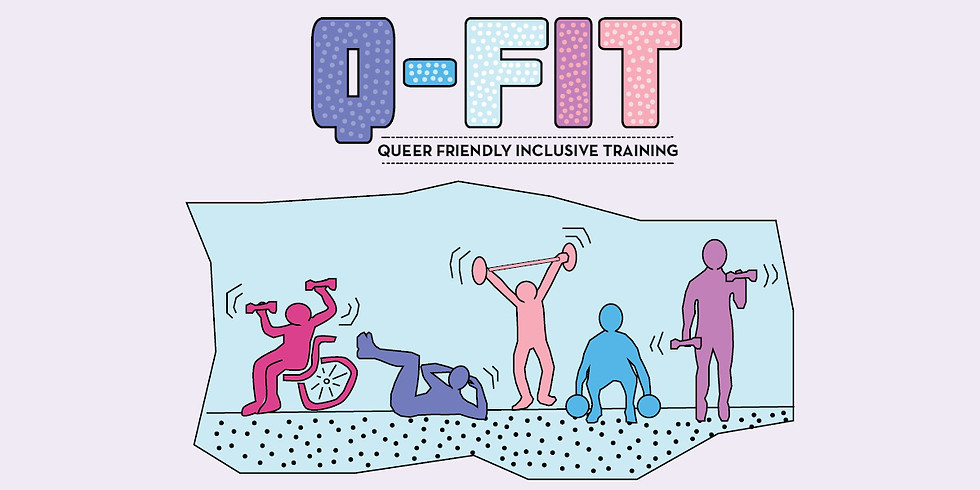 Q-FIT Queer friendly inclusive training