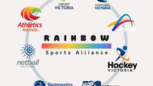 Four more sports join the Rainbow Sports Alliance and partner with Proud 2 Play