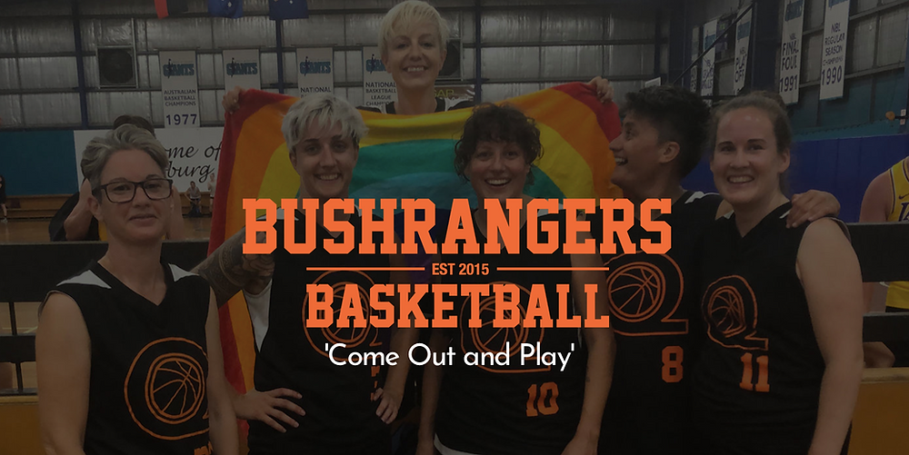 Bushrangers Basketball Come out and play