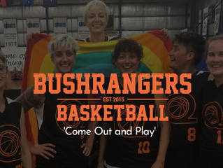 Bushrangers Basketball