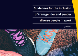 National guidelines for transgender and gender diverse inclusion in sport released