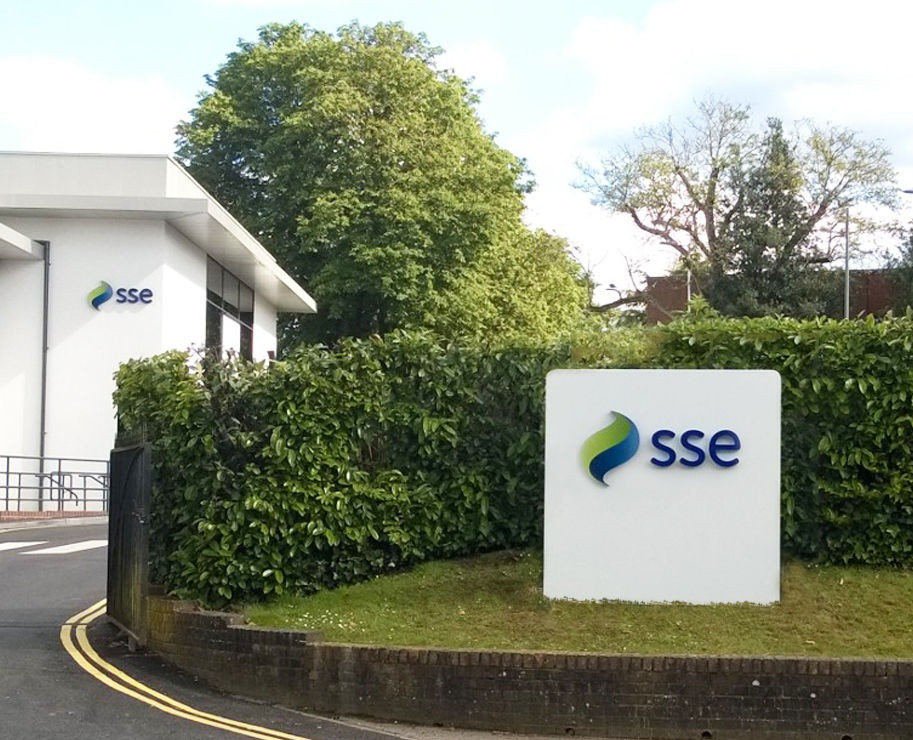 SSE Site Rebrand