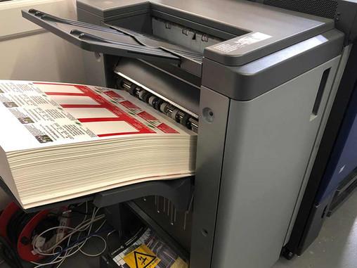 Small Format Digital Print That Creates Big Impact