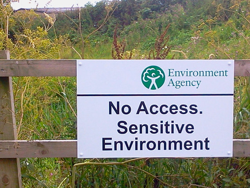 Utility Signs Individually Produced For Every Purpose