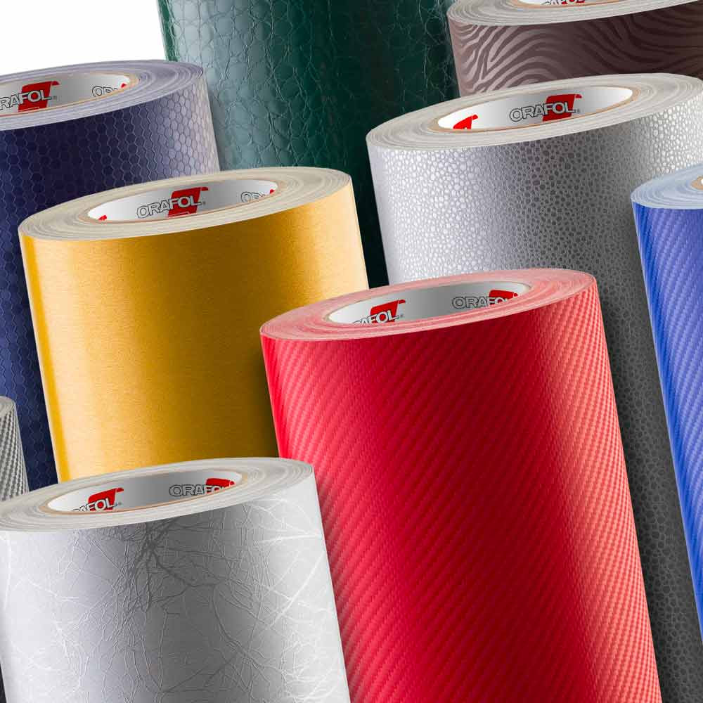 Image showing rolls of car wrapping cast vinyls used in a blog post by Autowrap Centre Liverpool about car wrapping and custom vehicle graphics. Autowrap Centre Liverpool are the Northwest's Premier car Wrapping Specialists.