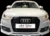 Auto Wrap Audi A1 Dechrome