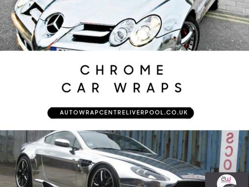 Chrome Car Wraps From Auto Wrap