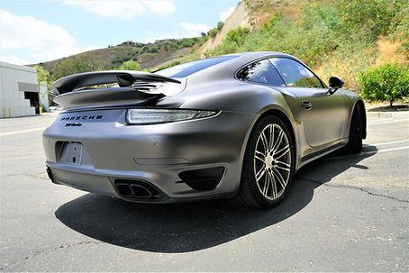 Porche 911 Turbo, Porsche wrap, best wrapped Porsche, vinyl wrap, yorba linda car wraps, vinyl wraps near me, who is the best wrap shop near me, best wrap shop in orange county, best wrap shop in LA, best wrap shop in Los Angeles