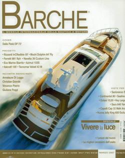 cover magazine, barche magazine