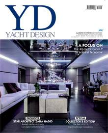 cover magazine, yachts design