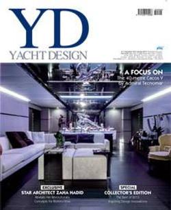 cover magazine, yachts design
