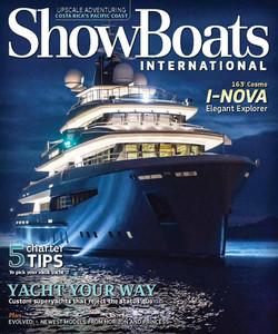 cover magazine, show boat