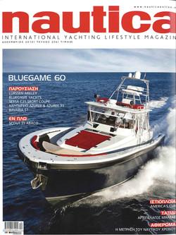 cover magazine, nautica