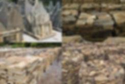 river rock, creek rock, flagstone, fieldstone, river rock,