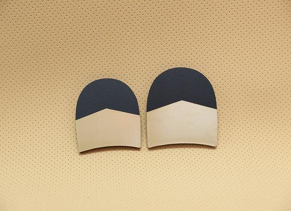 GB Leather Heel