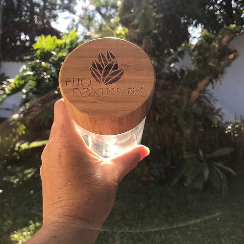 Garrafa Térmica para infusões e águas aromatizadas