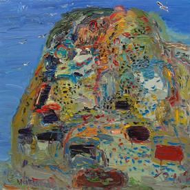 Древні Святі скелі Інкерманського Свято-Климентського чоловічого монастиря 2012