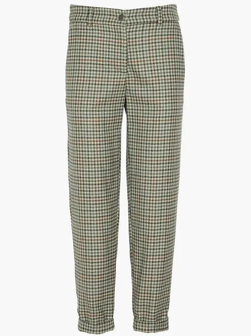 Pantalon Jarvis Green Check Margaux Lonnberg