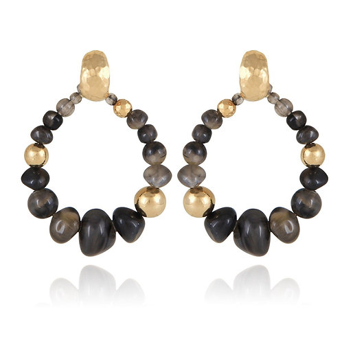 Boucles d'oreilles Biba Bis GAS bijoux