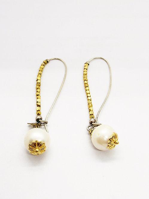 Boucles d'oreilles Icone Gas bijoux