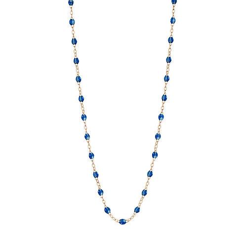 Collier Classique bleu saphir Gigi Clozeau