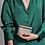 Thumbnail: Porte Monnaie Claris Virot Python Olivia Greige