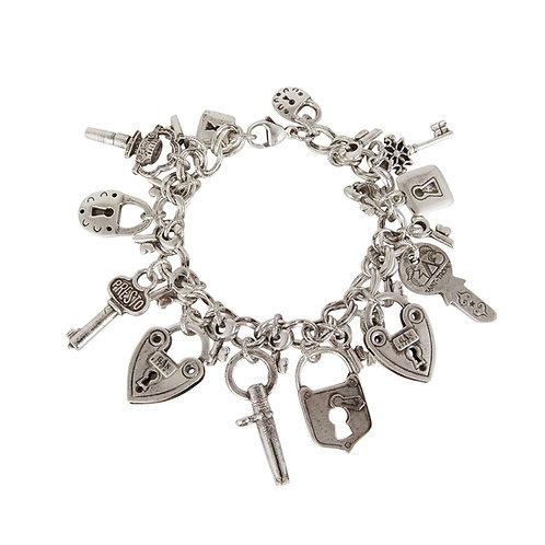 Bracelet Charming Gas bijoux