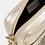 Thumbnail: Golden Goose Sac Star Bag doré lamé étoile Swarovski