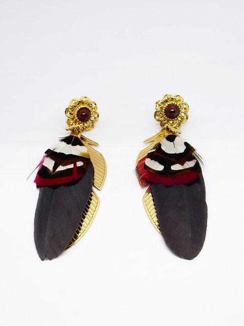 Boucles d'oreilles Sao or GAS bijoux