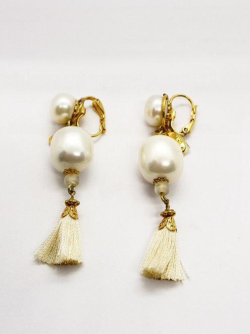Boucles d'oreille perles GAS bijoux