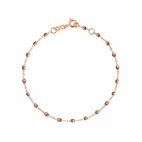 Bracelet cuivre Classique Gigi Clozeau or rose 17 cm