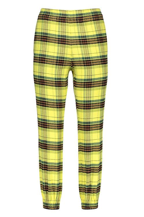 Pantalon à carreaux Brooklyn MARGAUX LONNBERG