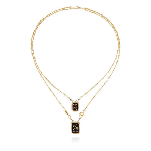 Collier scapulaire Totem Éclat Gas bijoux