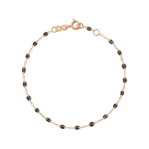 Bracelet quartz Classique Gigi Clozeau or rose 17 cm