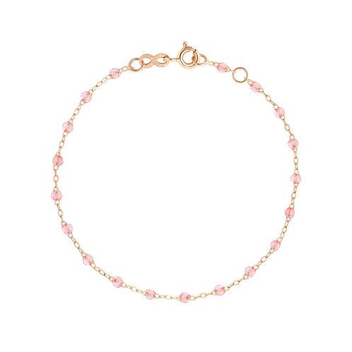 Bracelet rosée Classique Gigi Clozeau or rose 17 cm